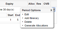 Block bookings_generate allocations